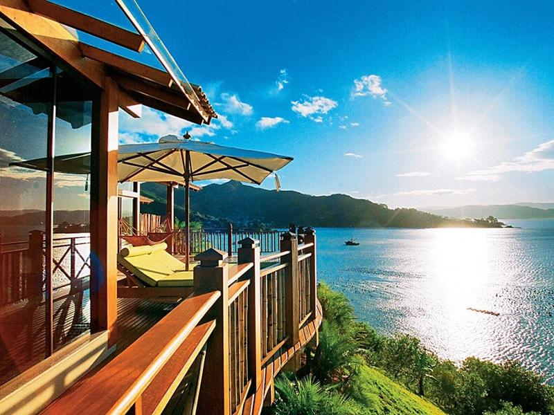 Lua de mel 7 ilhas privadas para visitar Santa Catarina