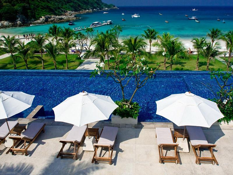 Lua de mel 7 ilhas privadas para visitar Tailândia
