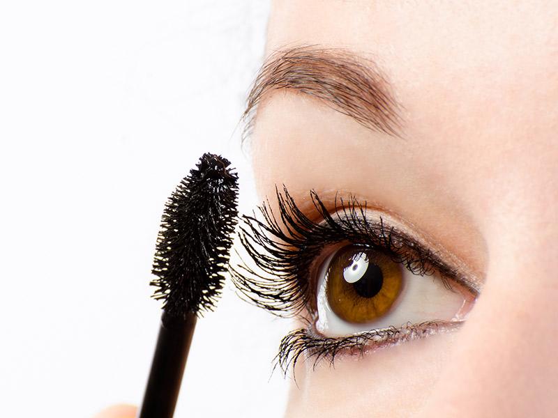 Maquiagem de casamento Como aplicar rímel