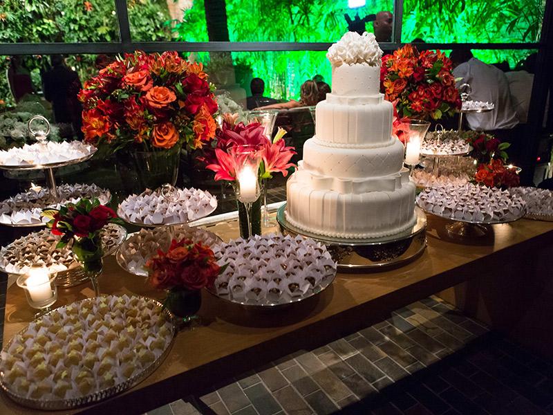 Mini wedding 5 espaços em São Paulo Cantaloup