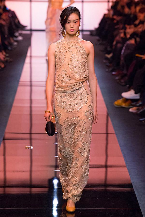 Moda Alta Costura francesa Primavera 2017 pastel