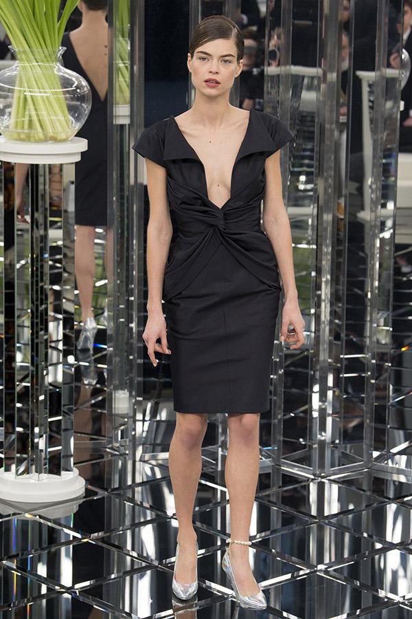 Moda O melhor da Alta Costura francesa para a Primavera 2017 curtos