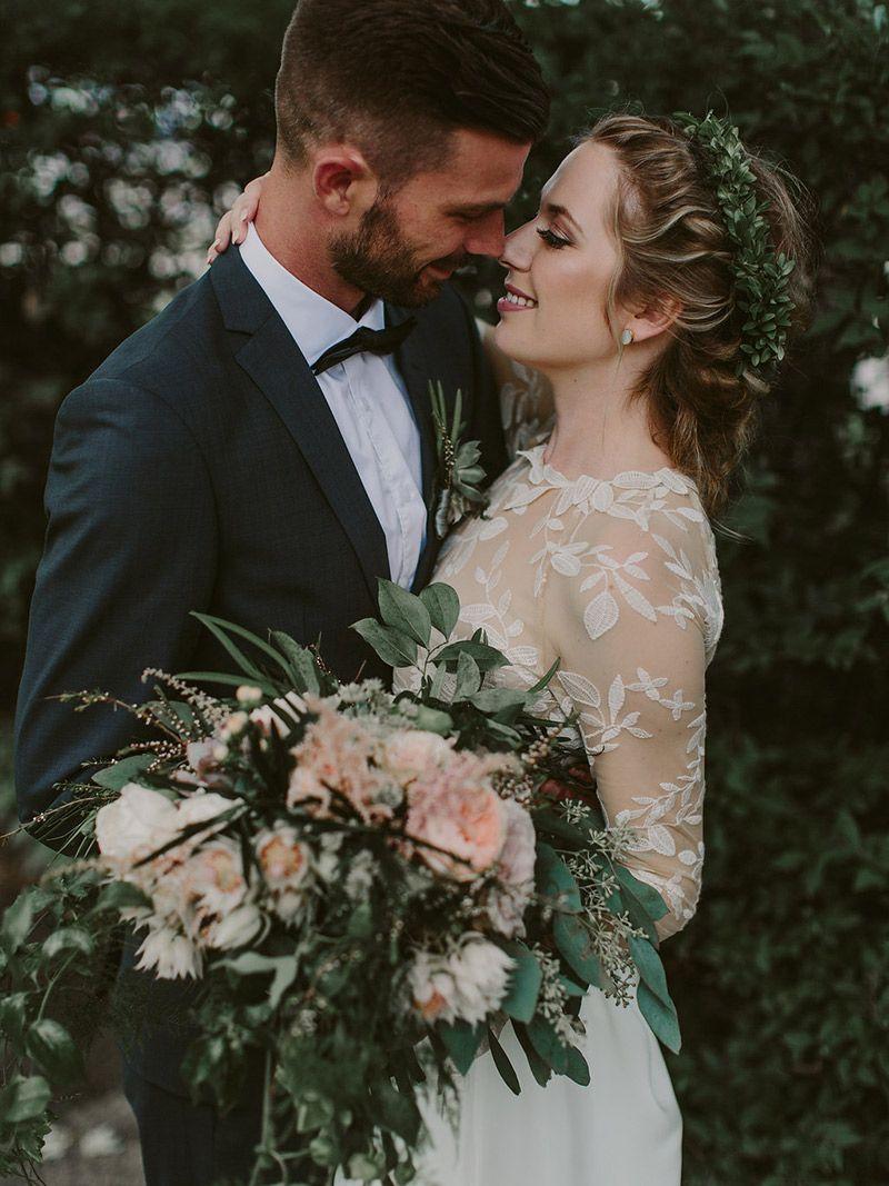 Pantone 2017 Como usar greenery no seu casamento