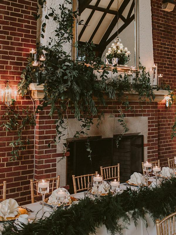Pantone 2017 Como usar greenery no seu  casamento decoração