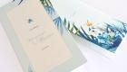 Papelaria de casamento tendências para 2017 aquarela