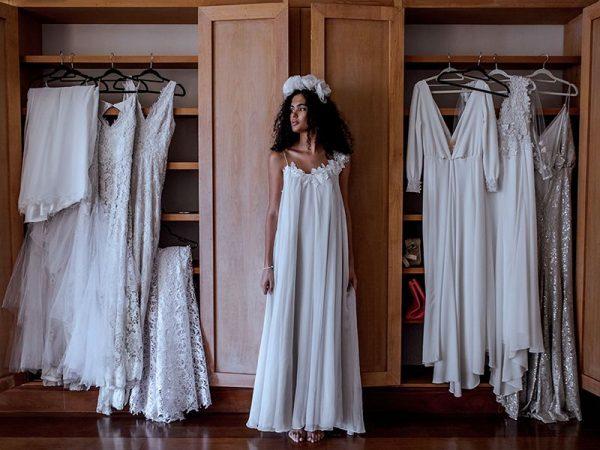Vestido de noiva Coleção Encanto Julia Pak