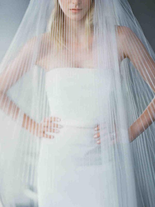 Véu de noiva marcas internacionais suzanne