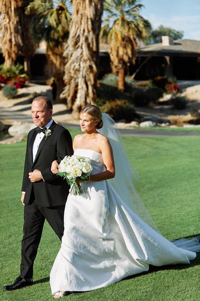 cortejo do casamento