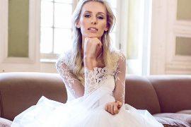 vestido de noiva coleção Prêt-à-Porter Maison Kas