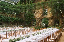 Melhores e mais pinadas decorações de mini wedding na Espanha