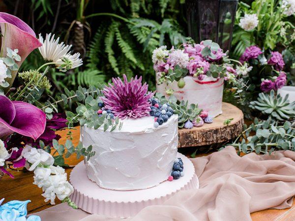 Bolo de casamento tendência 2017
