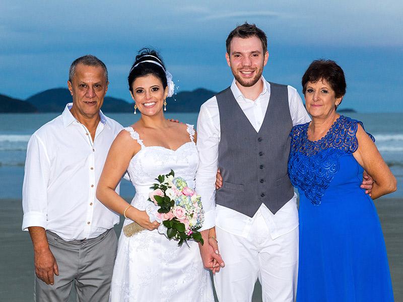Casamento real Mariana e Kaue cerimônia