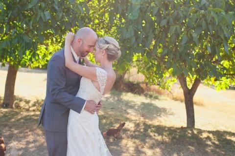 Casamento real no Canadá Joe e Chelsey