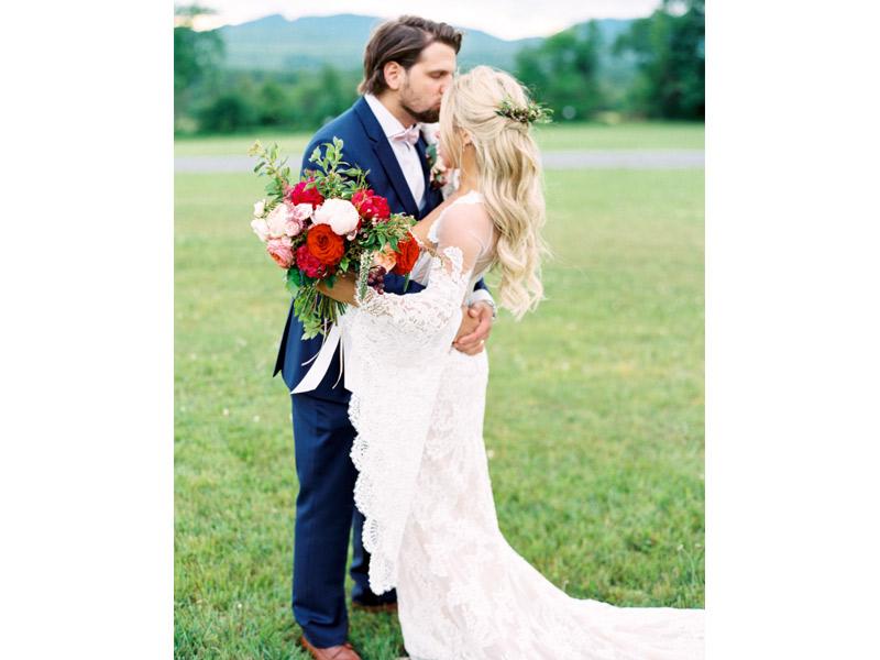 Casamento real no Canadá Mahay e Vicent festa