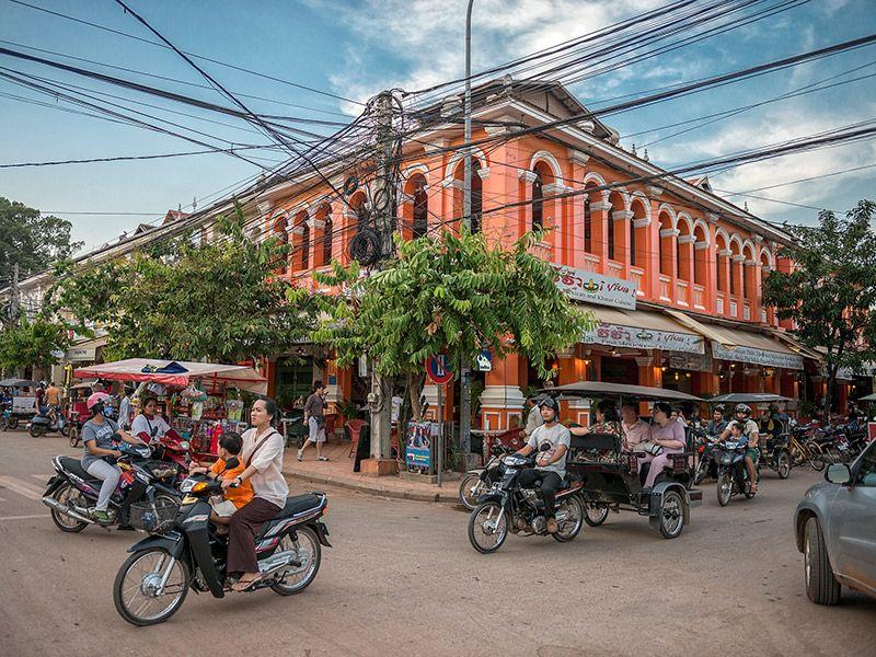 Lua de mel destinos exóticos Camboja