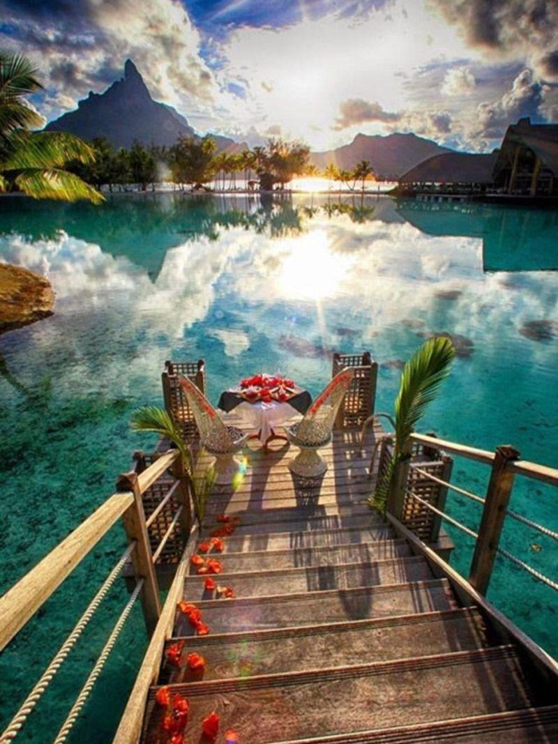 Lua de mel destinos exóticos