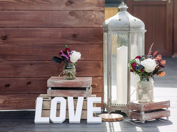 Mini wedding As 10 melhores e mais pinadas decorações em Portugal