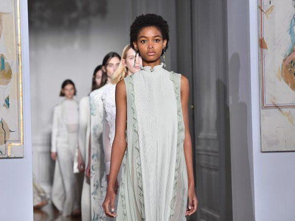 Moda O melhor da Alta Costura francesa para a Primavera 2017