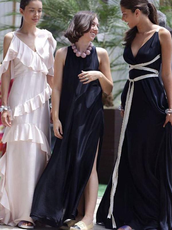 Os melhores estilistas de Brasília Luisa Farani