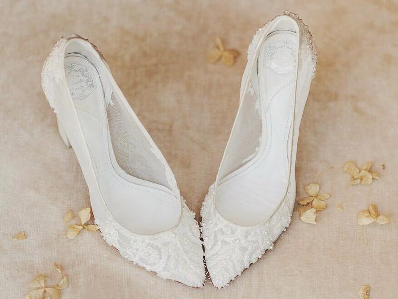 6fc06edbf31 Tudo o que você precisa saber sobre sapatos para noivas