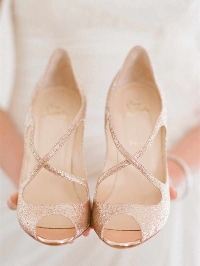 Sapato de noiva O guia completo sob medida