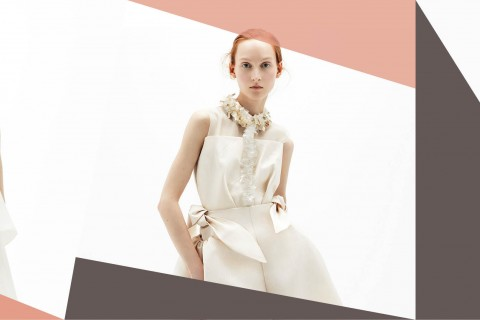 Vestidos de noiva | Coleção bridal Delpozo