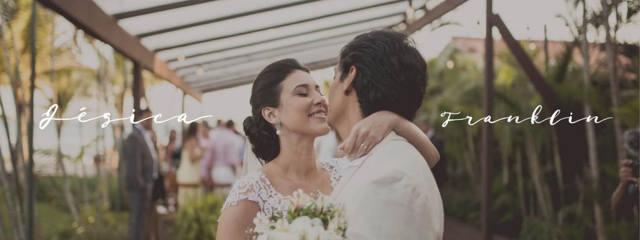 Casamento real Jéssica e Franklin