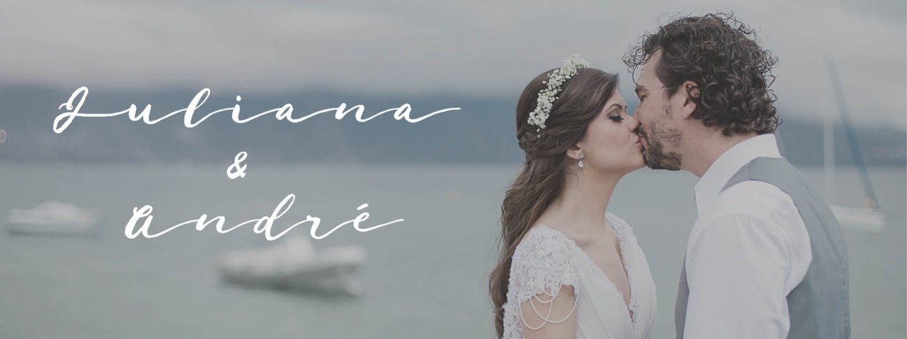 Casamento real Juliana e André