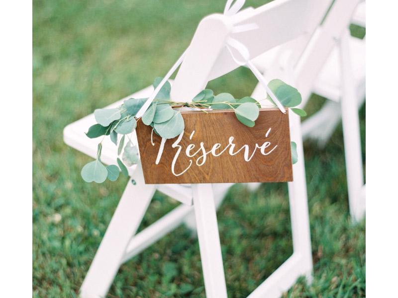 Caligrafia e lettering em casamentos