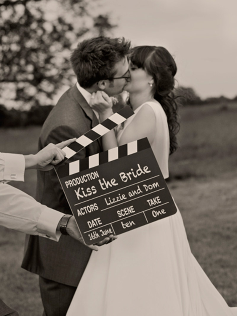 Foto: Dottie Photography/ Imagem via the wedding community