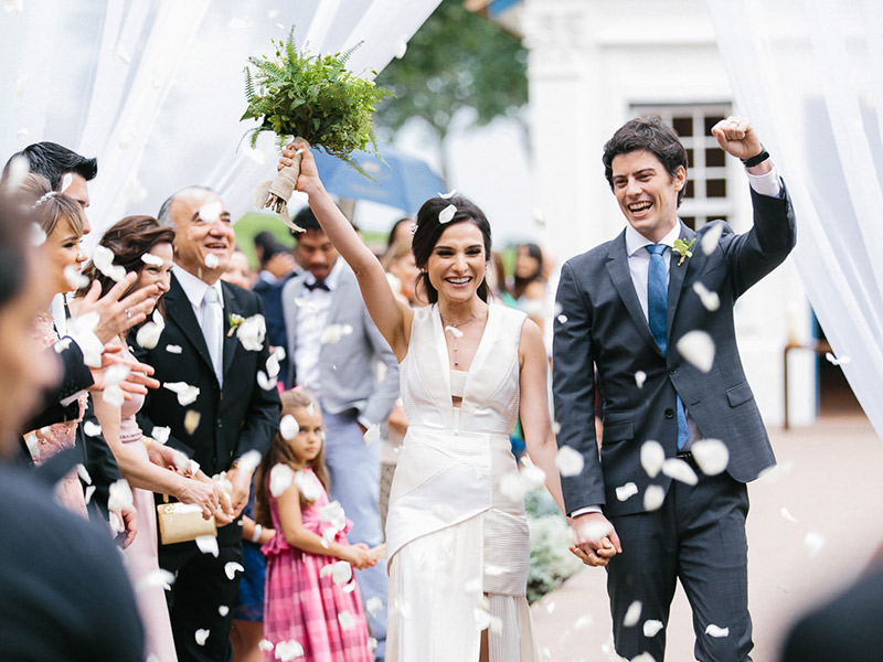Casamento real Carol Bassi e Pedro Venzon