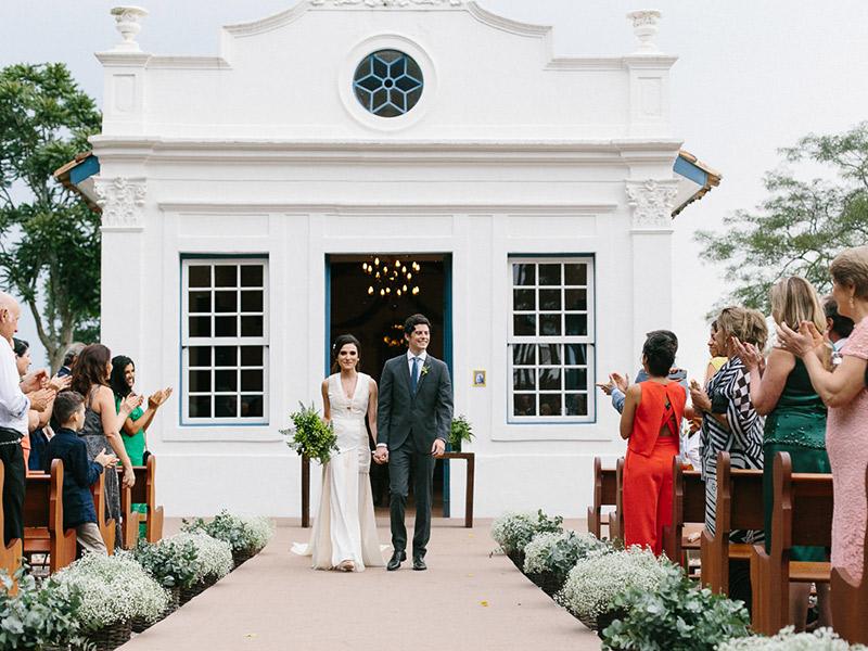 Casamento real Carol Bassi e Pedro Venzon cerimônia