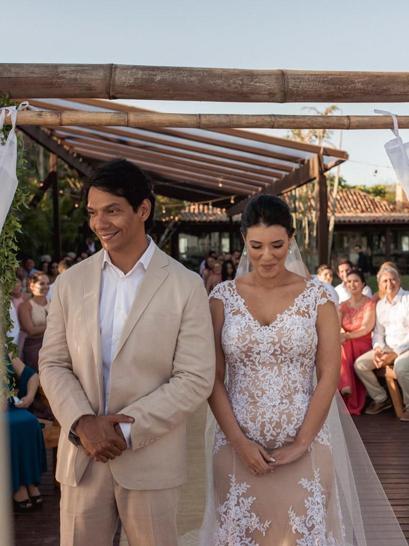 Casamento real Jéssica e Franklin noiva