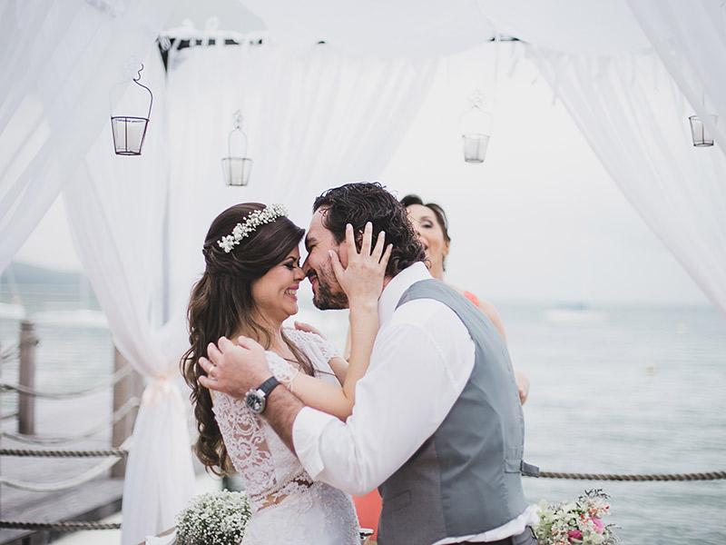 Casamento real Juliana e André cerimônia