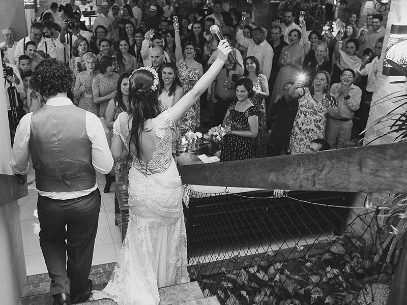 Casamento real Juliana e André festa