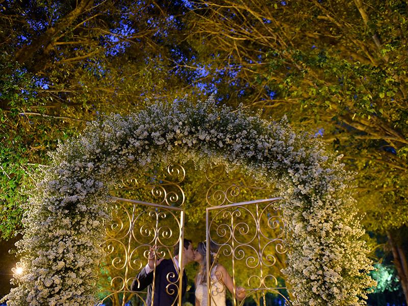 Casamento real Marina e Victor festa