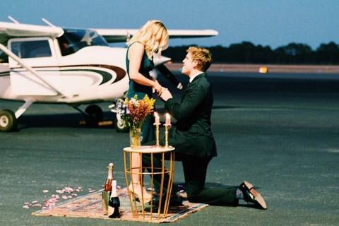 Dicas para fazer um pedido de casamento inesquecível