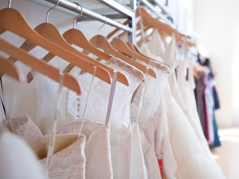 Erros mais comuns na hora de encomendar o vestido de noiva prazo