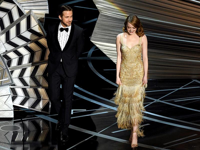 Inspiração para noivas e madrinhas do Oscar 2017