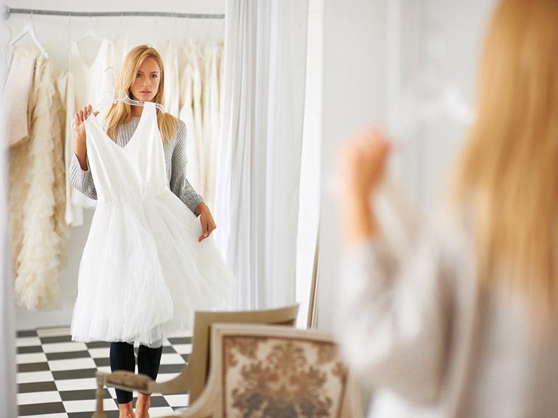 Os 6 erros mais comuns na hora de encomendar o vestido de noiva