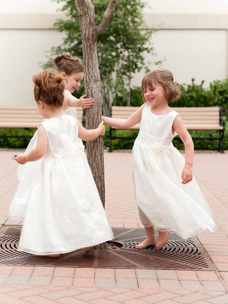 Casamento pode não convidar crianças
