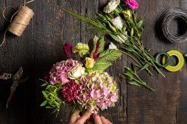 Simbologia das flores e ervas no buquê de noiva