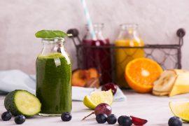 Suco detox para manter a dieta pré casamento