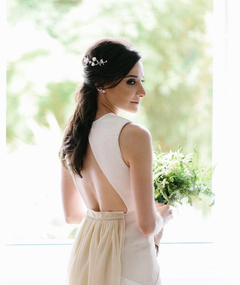 Carol Bassi Jewelry lança coleção com joias para noivas