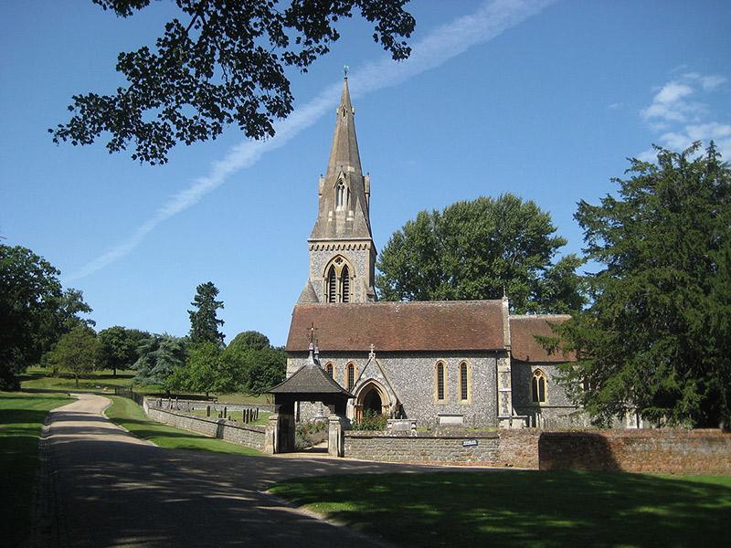 Casamento da Pipa Middleton James igreja