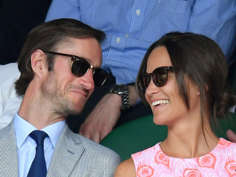 Pippa Middleton e James casamento
