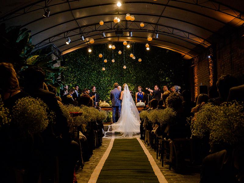 Casamento real Bianca e Fábio cerimônia