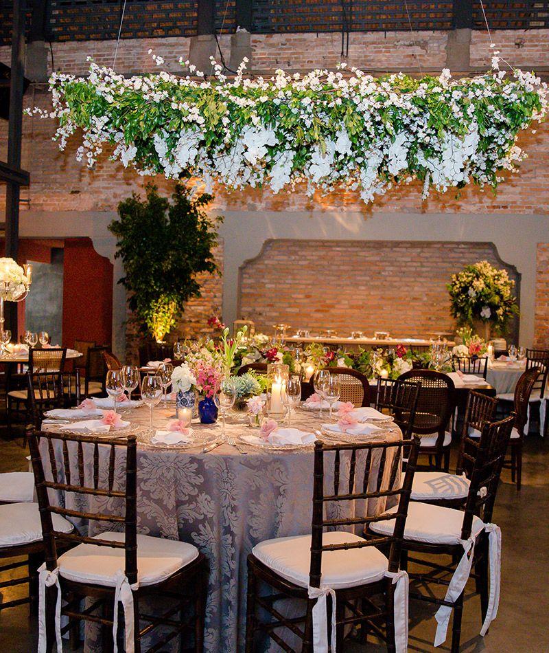 Casamento real Bianca e Fábio decoração