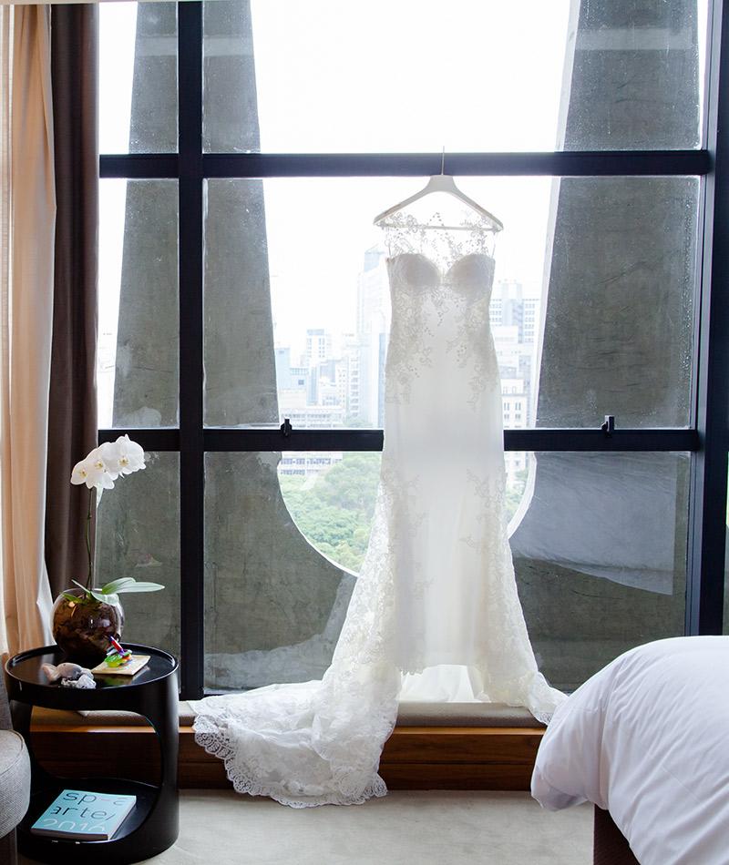 Casamento real Bianca e Fábio vestido da noiva