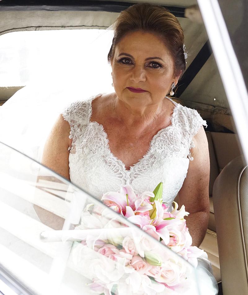 Casamento real Carmen e José noiva